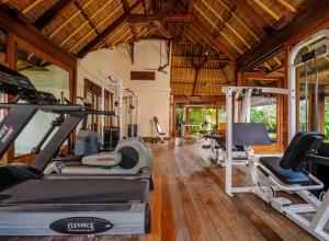 Bayuh Sabbha - gym