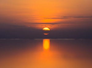 Bayuh Sabbha - sunset